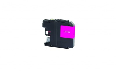 Brother LC101 --MAGENTA (Item#2076)... (INK REFILL)